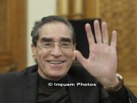 Fostul deputat Petre Roman a pierdut definitiv procesul cu ANI, dupa ce a fost declarat incompatibil