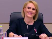 Firea: Avem multi colegi care pot ocupa functia de premier; mi-as dori o femeie din actualul guvern sau dintre parlamentari