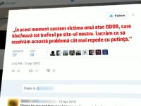 Hackeri inchiriati cu 7 dolari pe ora ar fi comis atacuri la comanda in Romania. Ce s-a intamplat cu un site de pariuri