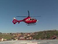 Inaugurare importanta pentru medicina de urgenta. La Oradea a fost deschis primul heliport, pe acoperisul unui spital