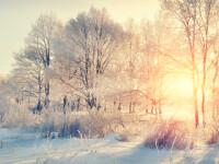Vremea se menține rece, cu lapoviță și polei. De luni temperaturile cresc