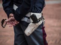 Hoţ român, prins de poliţie în Italia după ce l-a dat de gol flatulenţa