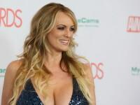 Actrița de filme pentru adulți Stormy Daniels ar fi fost amenințată, după scandalul cu Trump