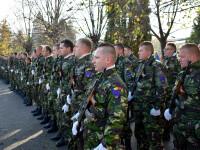 Peste 1.700 de militari români şi străini participă, de luni, la exerciţiul Spring Storm 18