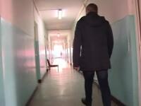 Filmul crimei din spitalul din Slatina. Ce scrie în biletul de adio al bărbatului