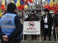 Protest la Ministerul Culturii: