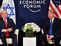 Benjamin Netanyahu se întâlneşte la Washington cu