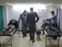 Masacru în Siria. Cel puțin 77 de persoane, ucise în urma unor bombardamente