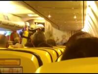 Incident într-o cursă Ryan Air Berlin-Bucureşti. Pompierii au urcat la bord