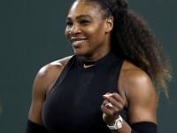 Serena Williams, la prima victorie după ce a devenit mamă
