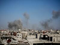 UE extinde sancțiunile impuse regimului sirian, după folosirea de arme chimice
