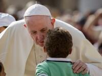 Răspunsul Papei pentru un orfan român căruia un preot ortodox i-a spus că prietenul lui nu va ajunge în Rai