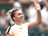 Simona Halep şi-a mărit avansul în fruntea clasamentului WTA. Distanța față de Wozniacki