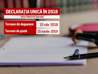 1 milion de români vor depune la Fisc, din acest an, o declarație unică. Ordonanța, adoptată de Guvern