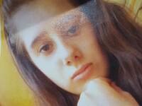 Fetiță de 13 ani din București, dispărută de acasă. Polițiștii cer sprijin pentru găsirea ei