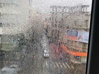 Freezing Rain în București. Imagini cu ploaia înghețată care a lovit Capitala
