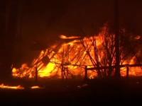 Incendiu colosal, provocat de un fulger, în Australia. 800 de oameni, evacuați