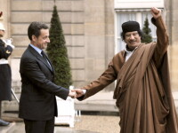 Nicolas Sarkozy, fostul președinte francez, a fost reținut de poliție