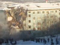 Explozie provocată de gaze, în Rusia. Cel puțin o persoană a murit