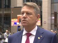 Iohannis: Decizia în privinţa cererii de revocare a lui Kovesi va fi luată mai degrabă după Paşti