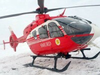 Băiat atacat de câinele familiei. A fost dus la spital cu elicopterul SMURD