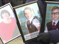 """Funeralii după incendiul de la mall. Bărbat rămas fără soție și copii: """"Nu mai am nimic de pierdut"""""""