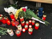 """Asociaţia Colectiv, lumânări pentru victimele incendiului din Rusia. """"Am trecut prin aceleaşi etape"""""""