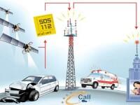 Mașinile noi vor fi de acum echipate cu sistemul eCall, care lansează automat apeluri de urgență
