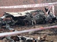 Doi morți, după ce un avion de mici dimensiuni s-a prăbuşit în Franța
