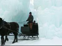 """Castelul desprins din """"Regatul de gheață"""". E un loc popular pentru cereri în căsătorie"""