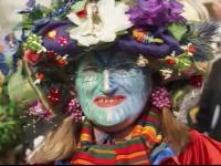 """Festival în plină stradă la Koln, timp de 6 zile. Oamenii celebrează """"al cincilea anotimp"""""""