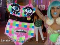 """A început Carnavalul de la Rio: """"Petrecăreților le plac LED-urile"""""""