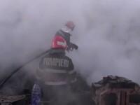 Explozie, urmată de incendiu, la uzina de armament din Cugir. Elicopterul SMURD chemat pentru o victimă cu arsuri grave