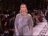 Stella McCartney, vedeta zilei la Săptămâna modei de la Paris. Cine a stat în tribune