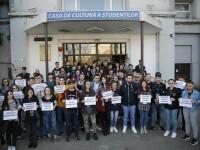 Protest al elevilor, studenților și tinerilor față de OUG 7