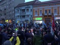 Mii de persoane, la protestul pentru autonomia Ţinutului Secuiesc, în Târgu Mureş