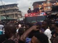 O școală s-a prăbușit. 100 de copii blocați sub dărâmături în Nigeria