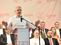 """Liviu Dragnea: """"Ne luptăm cu o maşinărie infernală de manipulare"""""""