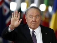 Fostul preşedinte al Kazahstanului, Nursultan Nazarbaev, diagnosticat cu Covid-19