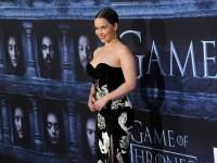 """Emilia Clarke, pe cale să părăsească """"Game of Thrones"""". Ce drog a ajuns să folosească"""