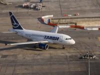 Un avion Tarom, care zbura pe ruta Bruxelles-București, a aterizat de urgență în Germania