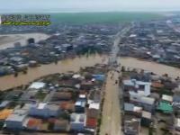 Inundații fără precedent în Iran. Sunt 21 de morți