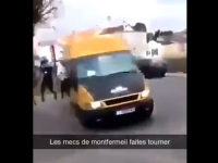Atacuri rasiste în Franţa asupra românilor. \