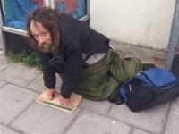 Motivul pentru care un britanic cerșea zilnic pe străzi, deși avea casă și un venit
