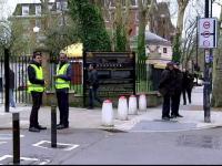 Alertă în Londra după ce un tânăr a fost ucis lângă o moschee. Ce s-a întâmplat cu agresorul