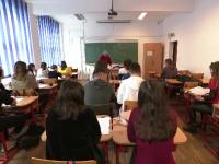 Bacalaureat 2019. Elevii susțin miercuri și joi proba competenţelor la limba maternă
