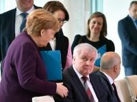 Un ministru german a refuzat să dea mâna cu Angela Merkel