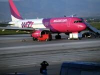 Un avion cu 40 de pasageri din Italia a aterizat la București duminică noaptea