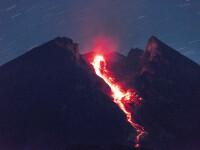 VIDEO. A erupt unul dintre cei mai activi vulcani din lume. Cenușă proiectată 6.000 de m în aer
