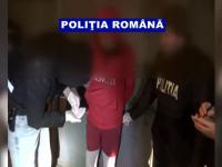 Trei spărgători de locuințe din Galați au fost prinși în flagrant, cu prada asupra lor